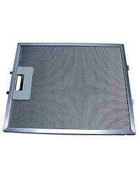 filtro metálico universal campana extractora